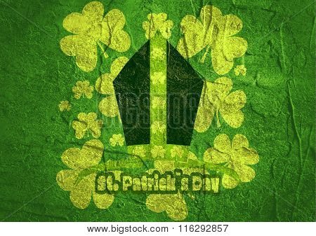 St. Patrick's Day Greeting.