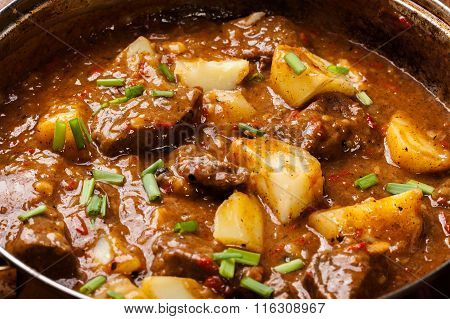 Beef Stew With Potatoes