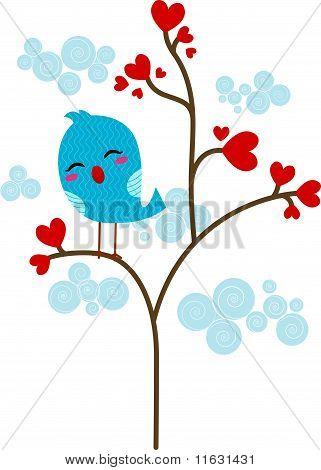 Loveless Lovebird