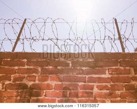 Barbed Wire Vintage