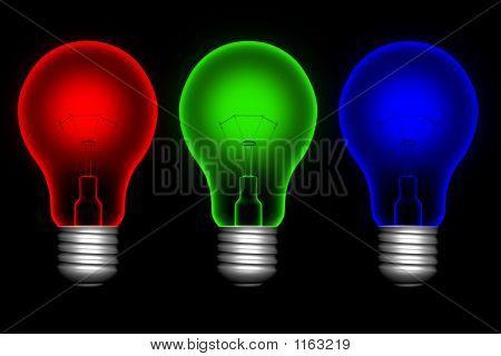 Color  Lightbulbs