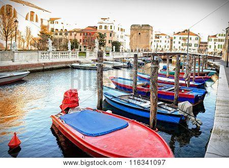 Fisherboats, Chioggia
