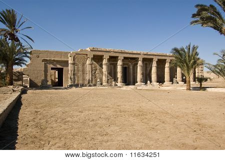 Temple of Seti I, Luxor