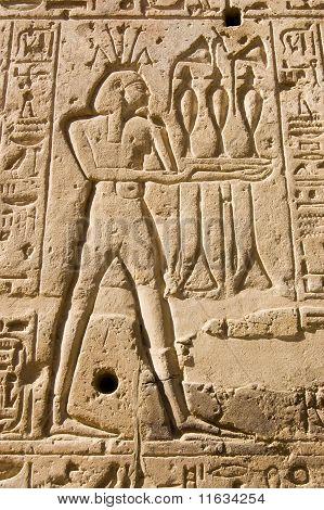 Hapi, God of the Nile