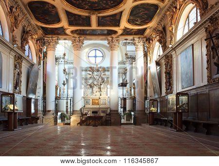 Chiesa Della Santissima Trinità, Chioggia