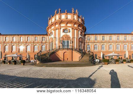 Famous Biebrich Castle