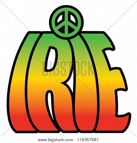 Irie Peace