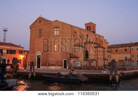 San Giacomo Church, Chioggia