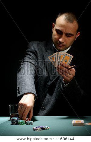 Poker-Spieler