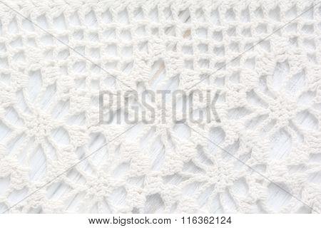 Crochet Background Texture