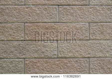 brown Stone Wall background tuxture of home