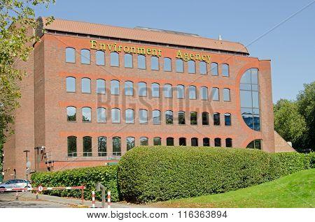 Environment Agency Headquarters, Reading, Berkshire