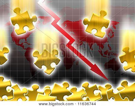 Price Of Gold Decrease