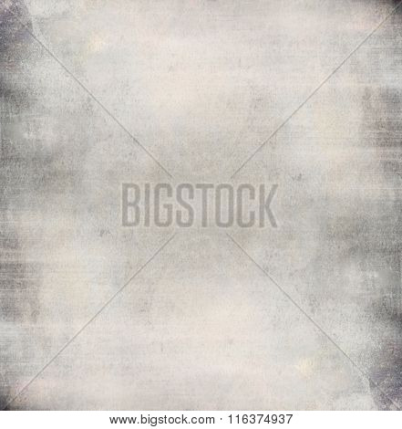 Abstract White Background With Textured Effect