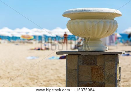 Antique Style Vase