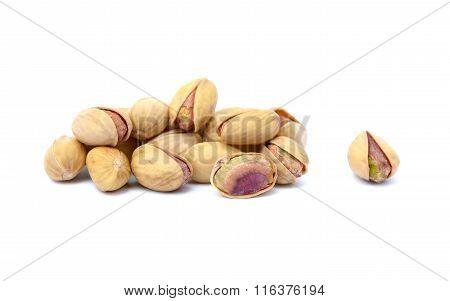 Roasted pistachios