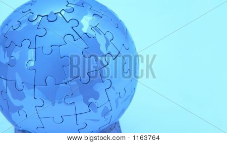 Colorful Globe