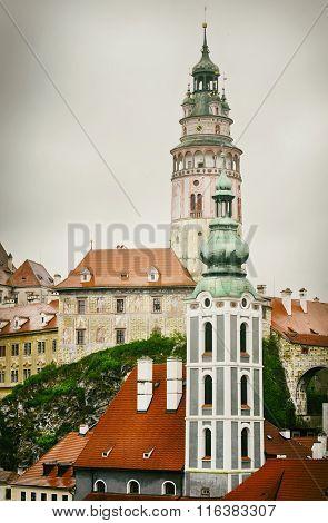 Old Town Of Cesky Krumlov