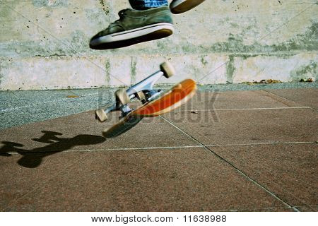 Skateboard Flip