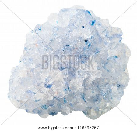 Crystalline Celestine (celestite) Mineral Stone