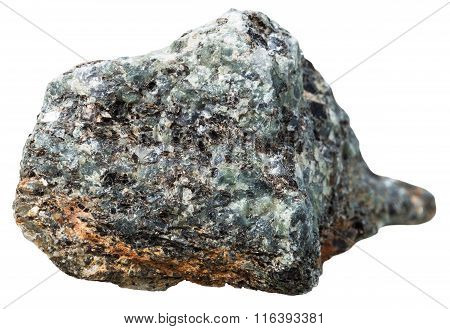 Gray Natural Rock Stone From Migmatic Gneiss