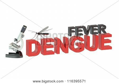 Fever Dengue Concept