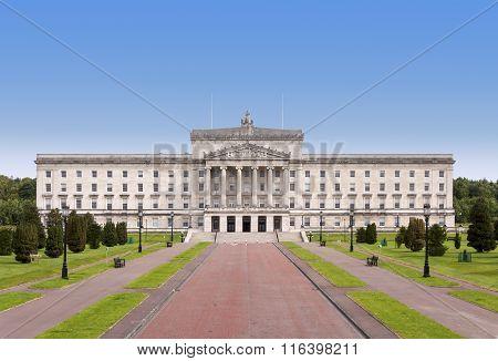 Stormont - Northern Ireland Government Building