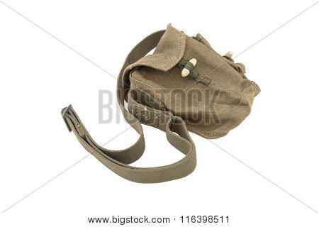 Soviet Ammunition Bag For Cartridge-drum