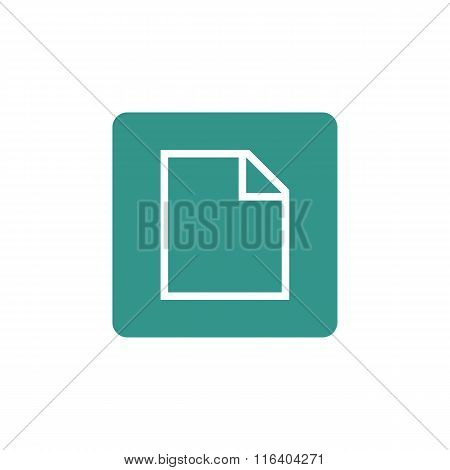 File Icon On Button Style Background