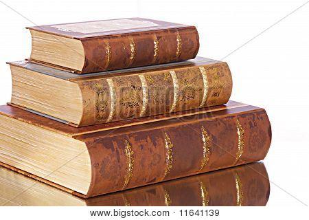 Vintage Hard Cover Books