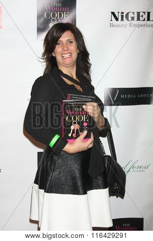 LOS ANGELES - JAN 29:  Susan Wright at the An Evening with The Woman Code Event at the City Club on January 29, 2016 in Los Angeles, CA