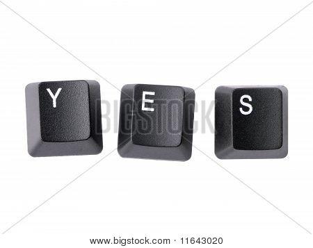 Yes Keys
