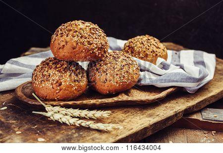 Tasty Homemade buns
