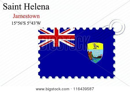 Saint Helena Stamp Design