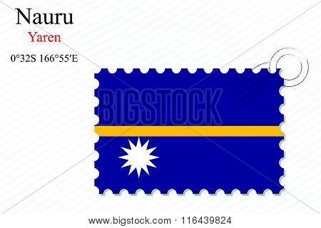 Nauru Stamp Design