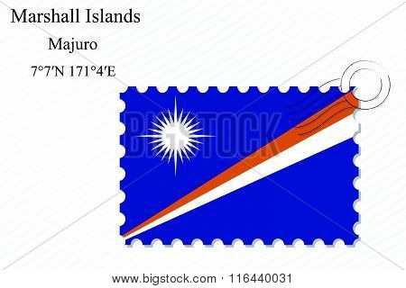 Marshall Islands Stamp Design