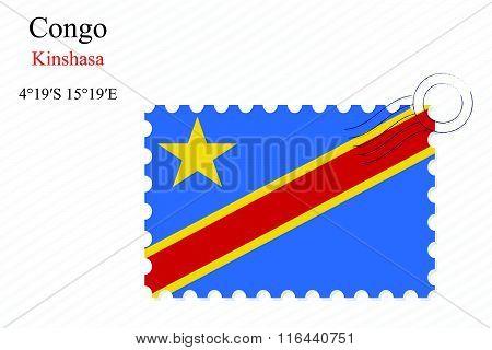 Congo Stamp Design