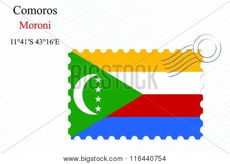 Comoros Stamp Design