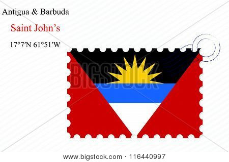 Antigua And Barbuda Stamp Design