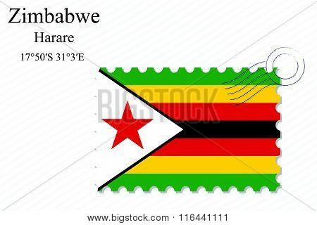 Zimbabwe Stamp Design