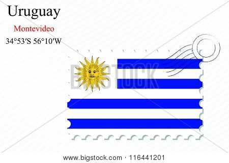 Uruguay Stamp Design