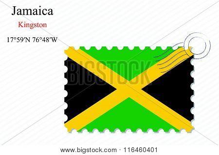 Jamaica Stamp Design
