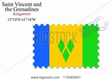 Saint Vincent And The Grenadines Stamp Design