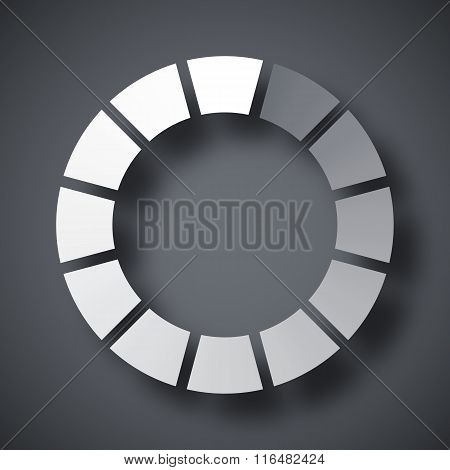 Loading Icon, Vector Illustration