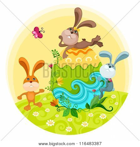 easter illustration
