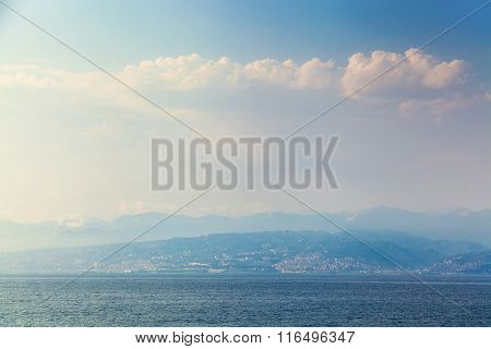 View From The Black Sea