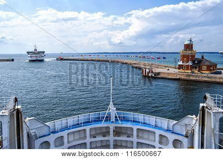 Helsingborg Passenger Ferries