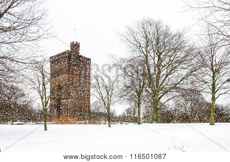 Karnan In Helsingborg Winter
