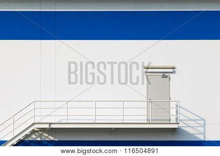Emergency Exit Doorfor Big Factory