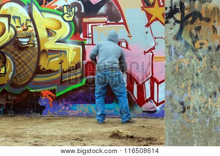 Spraypainting culture